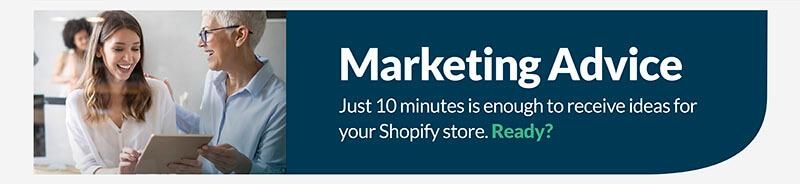 Shopify, Marketing Advice, Promomedia Agency